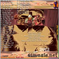 Teddy Bears back cover/inside