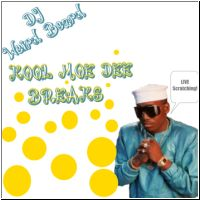 Kool Moe Dee Breaks front cover