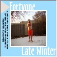 Fortyone - Late Winter - front cover