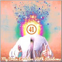 My Brain Explodes With Rainbows front cover