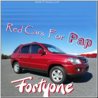Red Cars For Pap front cover