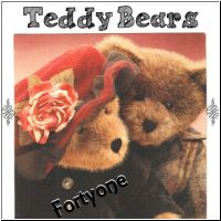 Teddy Bears front cover