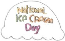 National Ice Cream Day 2011
